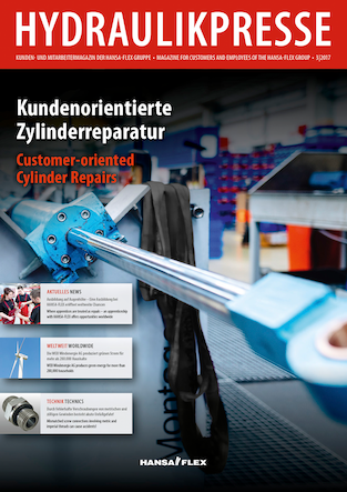 Cover HYDRAULIKPRESSE September 2017